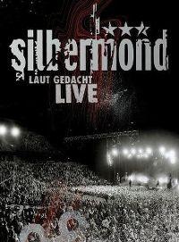 Cover Silbermond - Laut gedacht - Live [DVD]